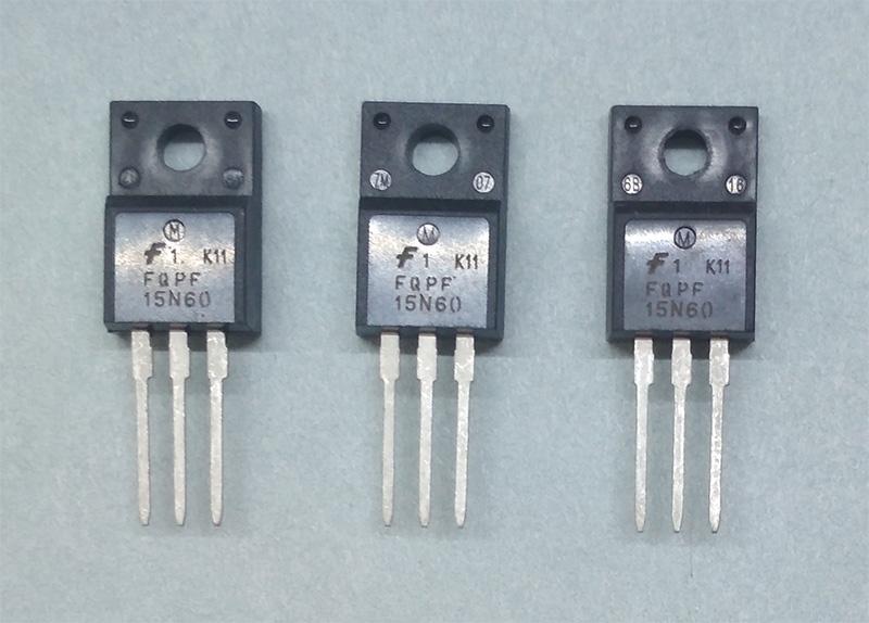 FQPF15N60C 15N60 - MOSFET