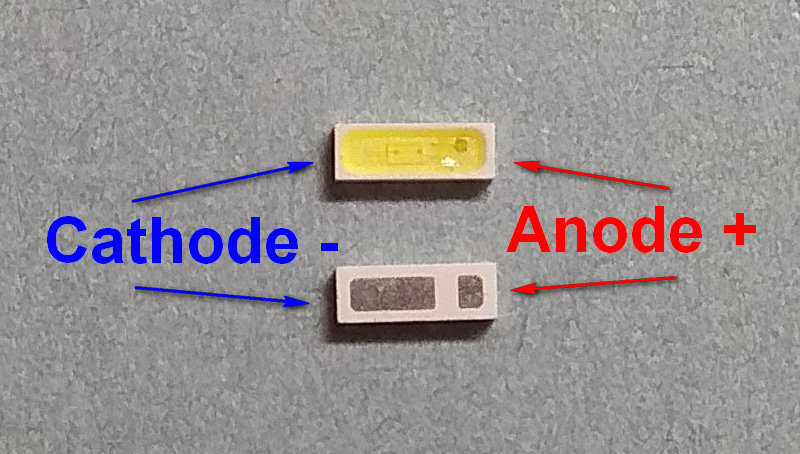 Светодиоды подсветки матрицы Osram led 4014 3V 180mА 0,5W smd
