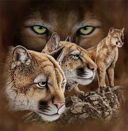 Девять львов