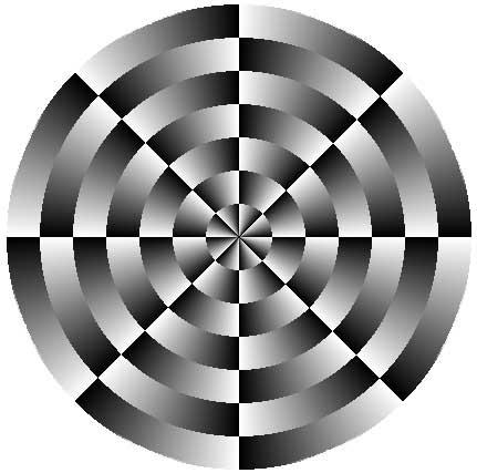 Фигурный диск