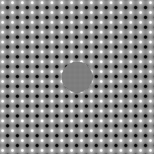 Эффект фокуса на объекте