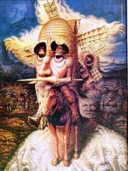 Дон Кихот