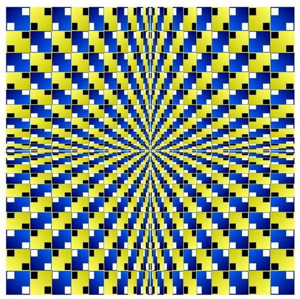 Криво-ломанный квадрат