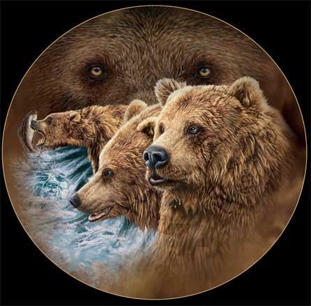 Медвежий амулет