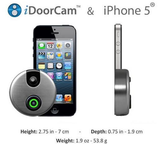 Камера та мобільний телефон