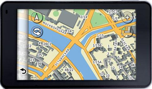 GPS навігатор