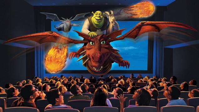 3D-кінотеатри