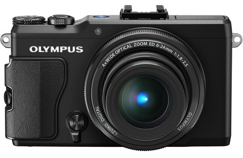 Olympus - фотоапарат в стилі ретро