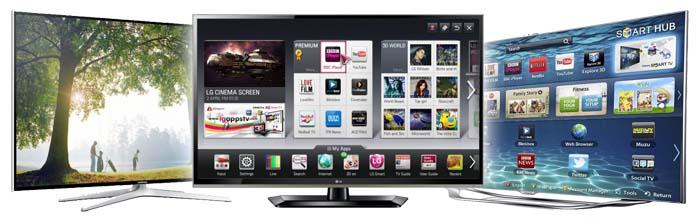 Вибираємо телевізор: LED, 3D, SMART