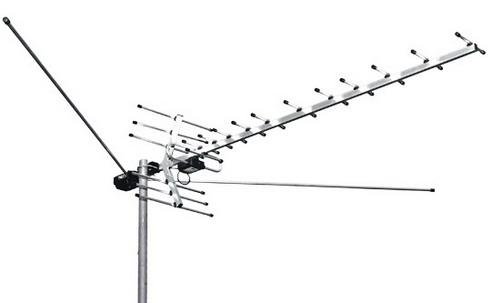 Хорошая антенна для приёма Т2