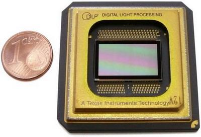 Технології DLP - мікродзеркальні чіп