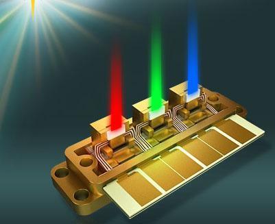Лазерні DLP-проектори