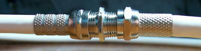 Правильное соединение двух кабелей