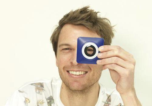 Air Clicker або Lytro Camera