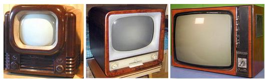 Перші уніфіковані телевізори