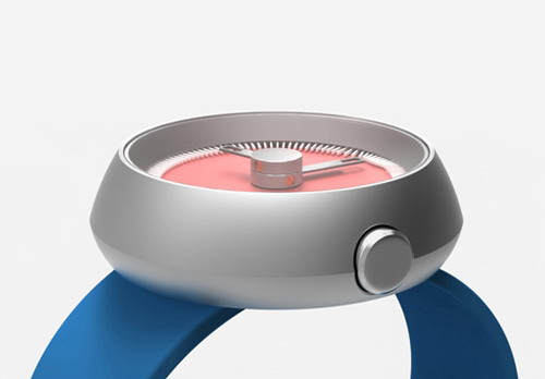 Magnetic Gravitistic watch