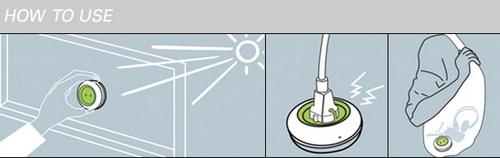 Принцип роботи сонячної зарядки