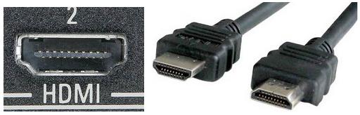 Роз'єм HDMI