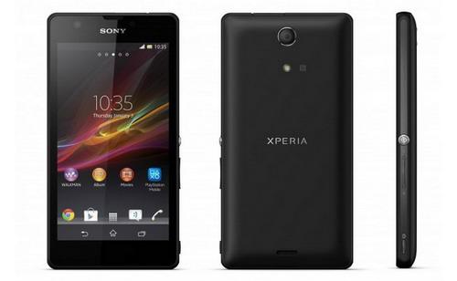 Смартфон Sony Xperia ZR для купань