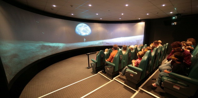 Екран 3D-кінотеатру