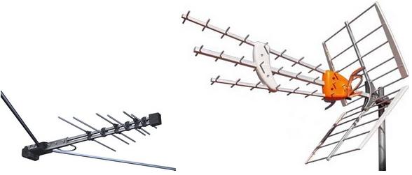 Антена для прийому цифрових каналів Т2