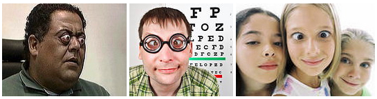 Очі після перегляду 3D-фільму