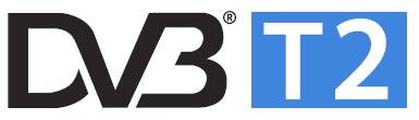 DVB-T2 - цифрове ефірне телебачення