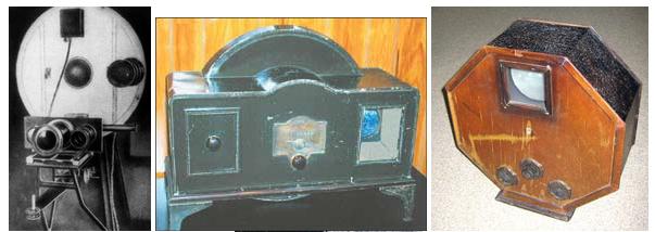 Електро-механічний передавач