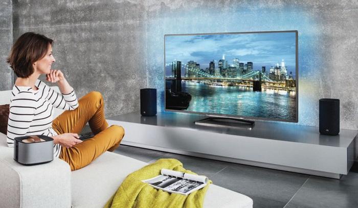 4K телевізор і формат UHD