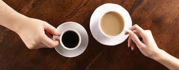 За чашкою кави