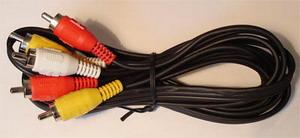 Стандартний шнур типу Тюльпан-Тюльпан
