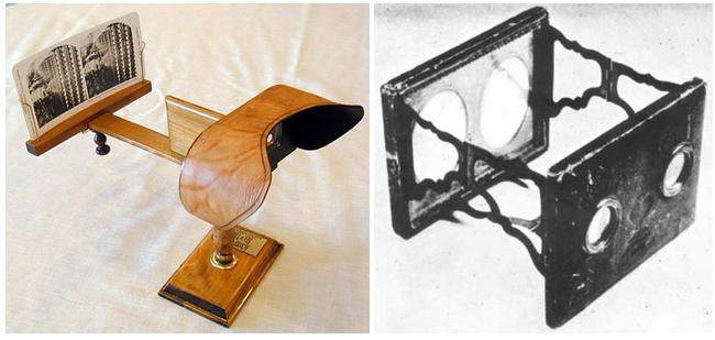 Переносний стереоскоп