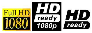 Full HD і HD ready