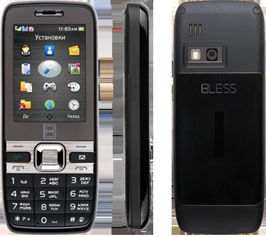 Bless DS808 двухстандарный телефон