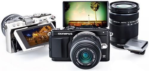 Серія камер Olympus