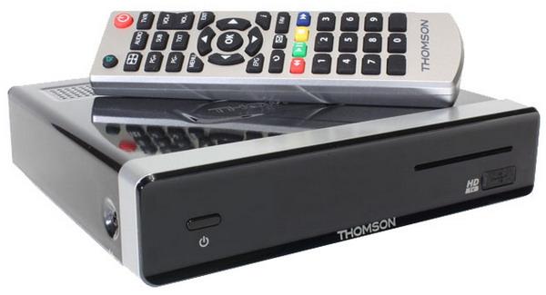 Тюнер-приставка THOMSON THT702