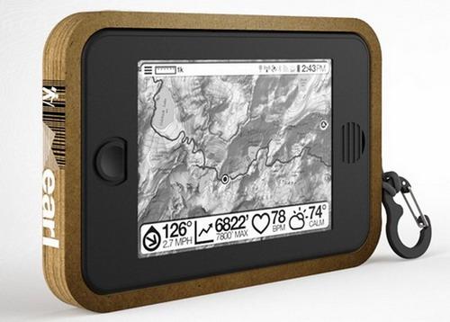 Earl - планшет для роботи в екстремальних умовах