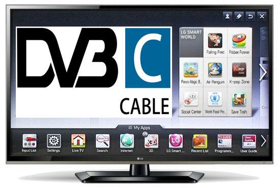 Цифрові кабельні програми і канали