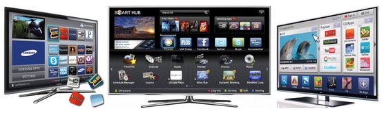 Selection of Smart TV