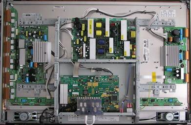 Схемотехніка плазмового телевізора