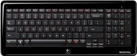 Бездротова комп'ютерна клавіатура