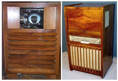 Перші проектори