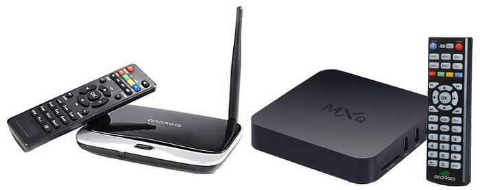 Android TV BOX set - top box for TV