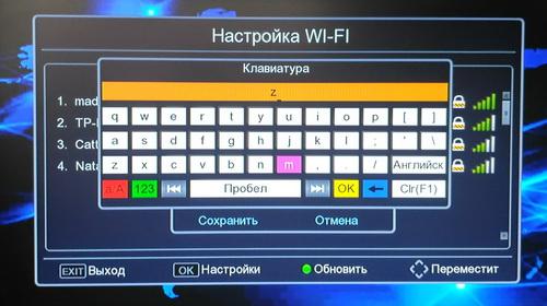 Віртуальна клавіатура