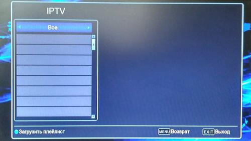 Додаток IPTV