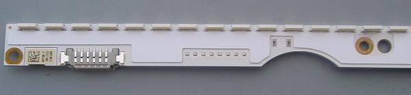 Торцева підсвічування Edge LED