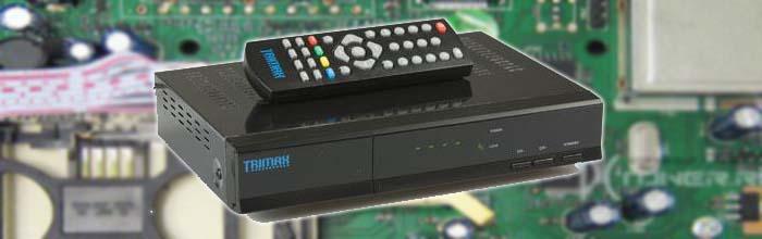 Обзор цифрового ресивера Trimax TR-2012HD PVR