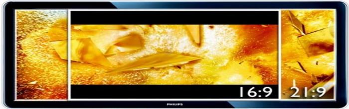 Форматы экрана телевизоров и сигнала