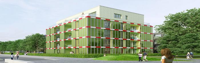 Первое в мире здание, работающее на водорослях