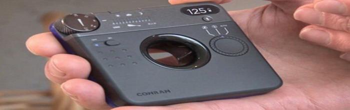 Необычная цифровая фотокамера Conran